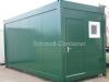 Bürocontainer und Aufenthaltsräume