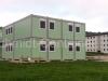 Wohncontaineranlage / Wohnheim, bestehend aus 32 St. Container