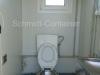 Innenraum (Damen WC, Edelstahl)