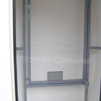Montagerahmen drehbar - GFK Container