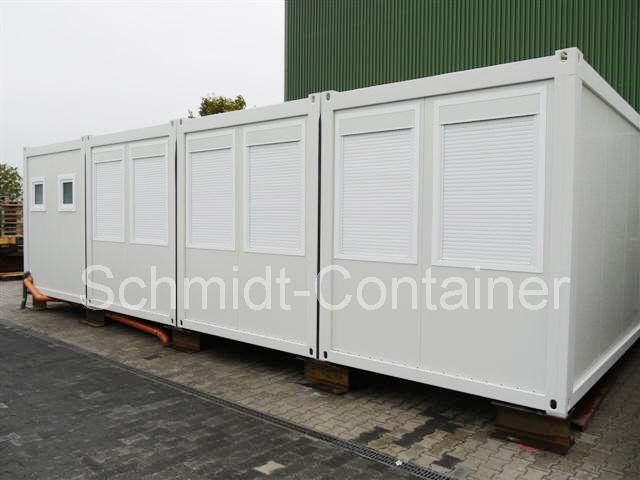 Bürocontainer kaufen, Bürocontaineranlage und Büromodul nach EnEV, neu | {Teeküche kaufen 31}