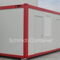Bürocontainer / Büromodul (2 Räume)