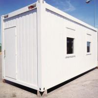 Bürocontainer, Aufenthaltscontainer, Büromodul Standard