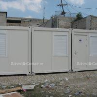 Containeranlage von Schmidt-Container