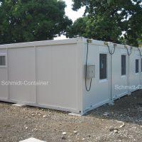 Containeranlage Polizeistation von Schmidt-Container