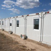Feldlager Container Camp von Schmidt-Container
