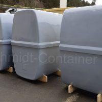 GFK Box, Glasfaserlaminat Schalen