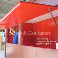 Imbisscontainer 20'