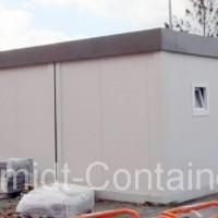 Imbisscontaineranlage / Verkaufsanlage / Raummodulanlage