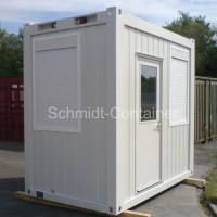 Pförtnercontainer Kontrollstation kaufen
