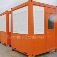 Pförtnercontainer, Kassencontainer_pfoertnermodul_2200x2200x2765_RIH_2500-1