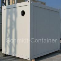Technikcontainer / Schlaltschrankcontainer10 Fuß