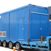 Technikcontainer / Aggregatecontainer 24 Fuß (Sonderhöhe)