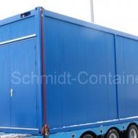 Technikcontainer / Technikmodul / Aggregatecontainer 24 Fuß (Sonderhöhe)
