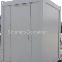 Schaltanlagencontainer Technikcontainer  Sondercontainer auf Maß