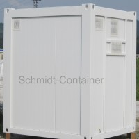 Technikcontainer / Schlaltschrankcontainer