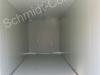 Technikcontainer für Biogasanlage (Innenansicht)